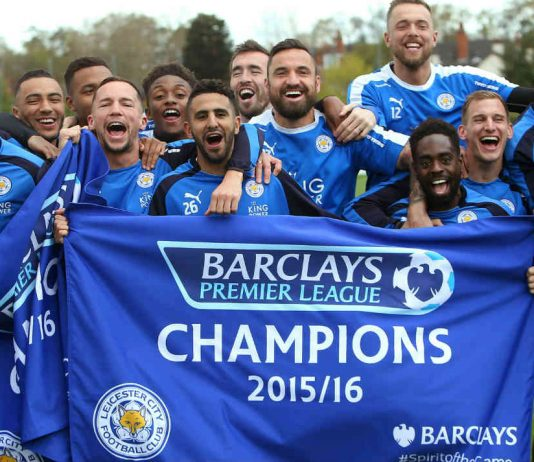 Leicester title victory