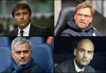 New EPL Managers