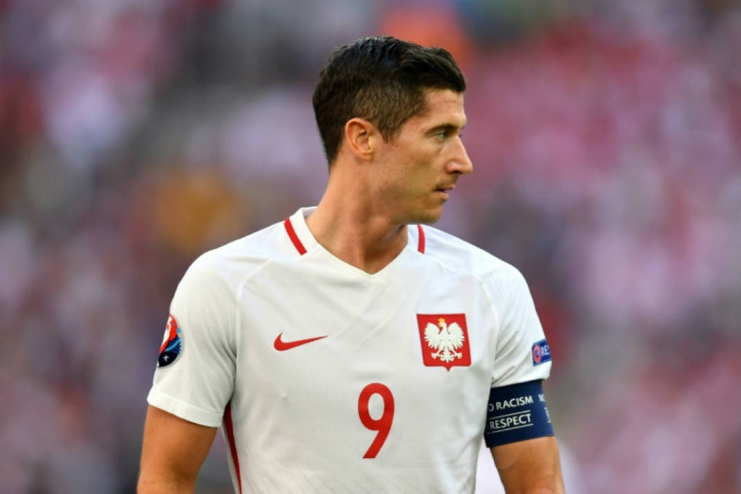 Robert Lewandowski Euro 2016