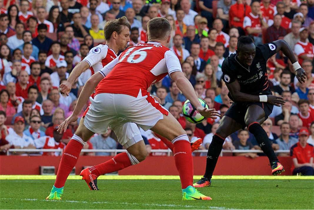 Arsenal vs Liverpool defence