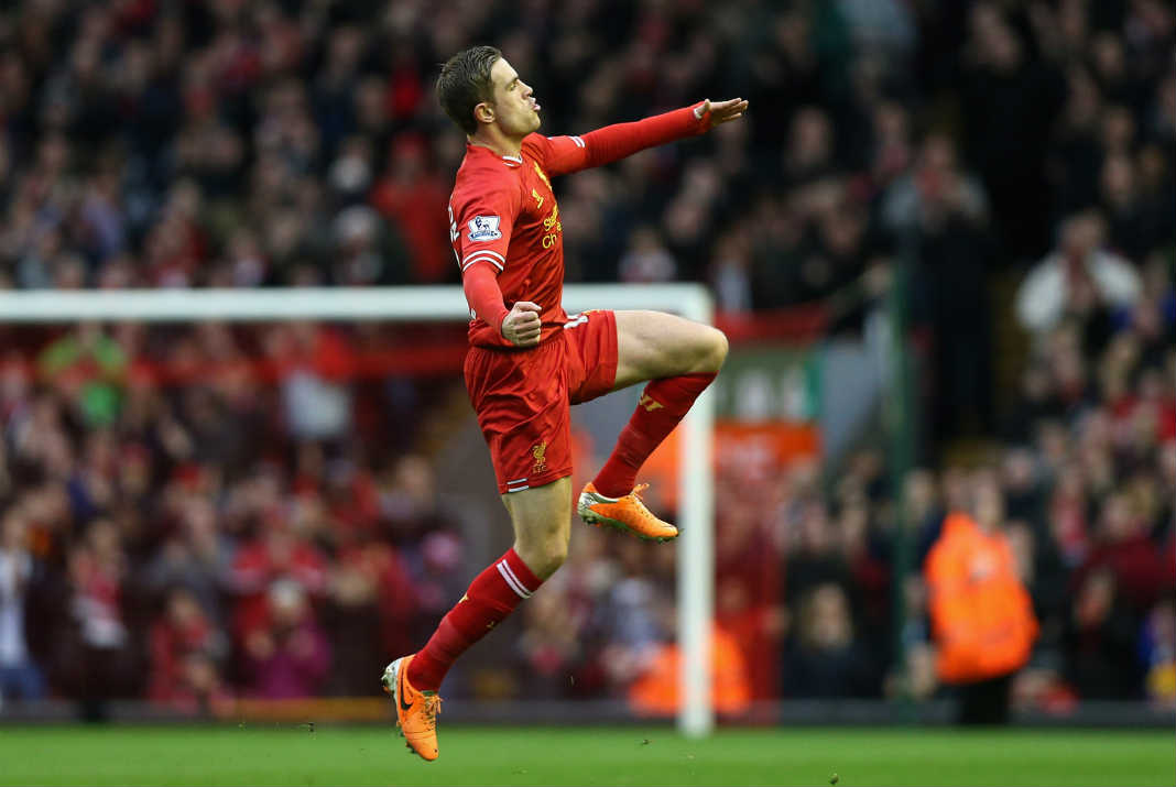 Jordan Henderson – Liverpool