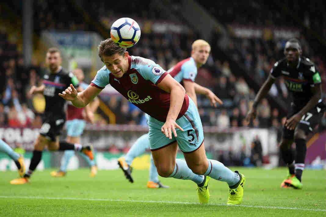 James Tarkowski Burnley