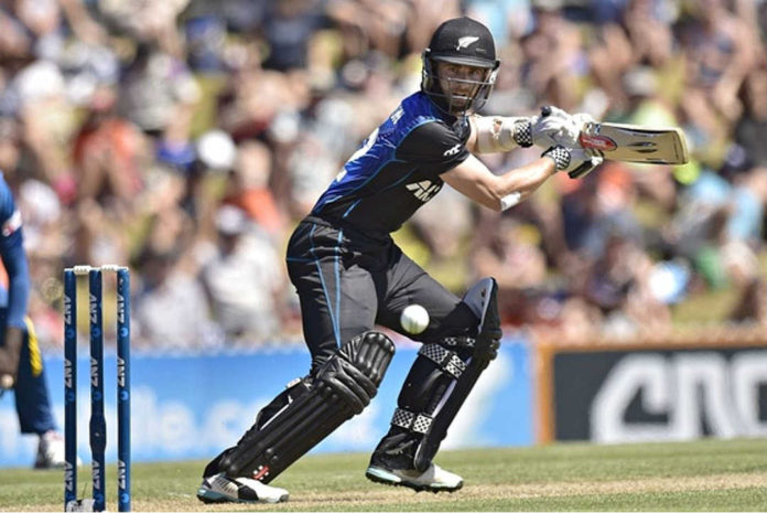 Kane Williamson New Zealand vs England