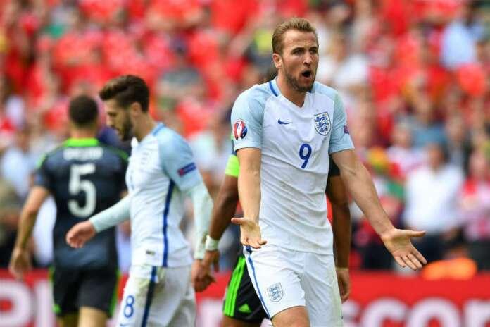 Harry Kane Euro 2016