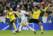 Real Madrid tested ar bernabeu