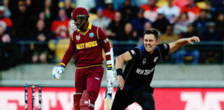 New Zealand vs West Indies