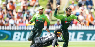 Pakistan vs New Zealand 1st T20 2018