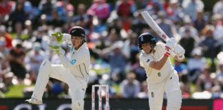 England vs New-Zealand 2nd Test