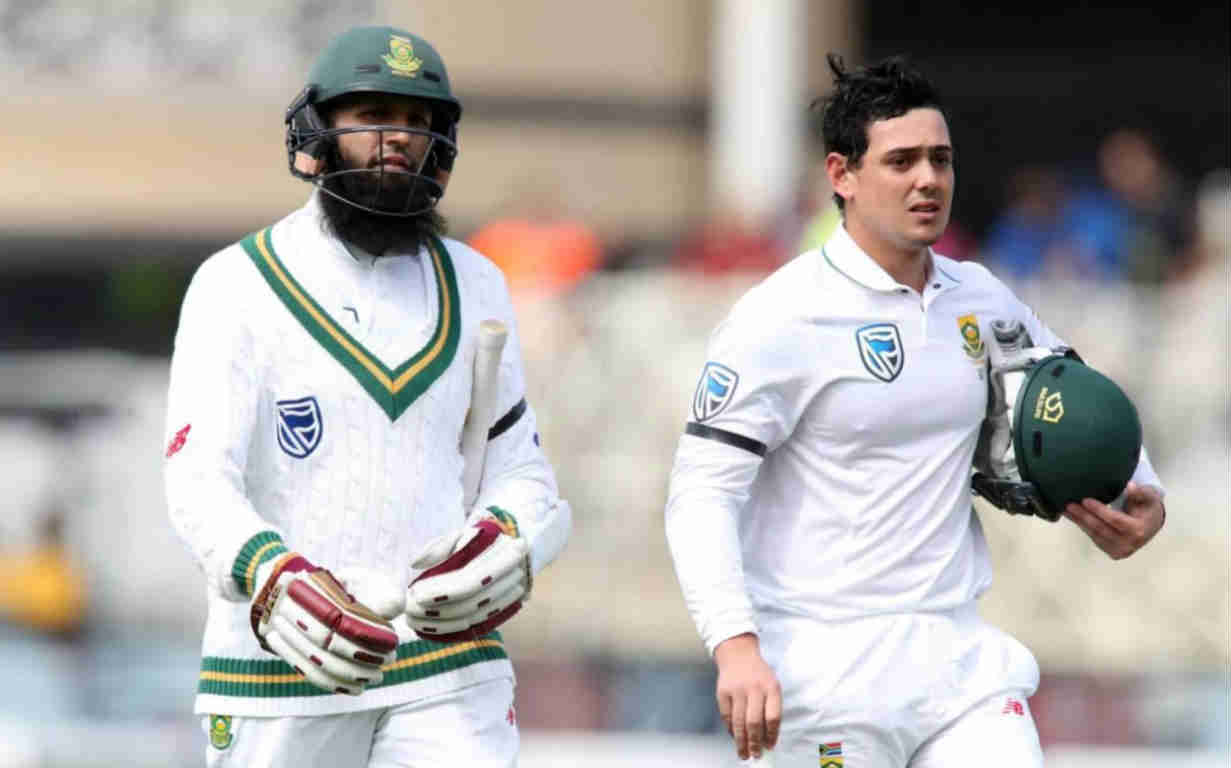 South African Test: Kohli plays skipper's knock