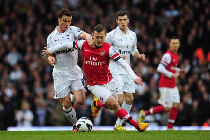 Arsenal vs Tottenham Lineups