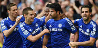 Why Chelsea is Blue