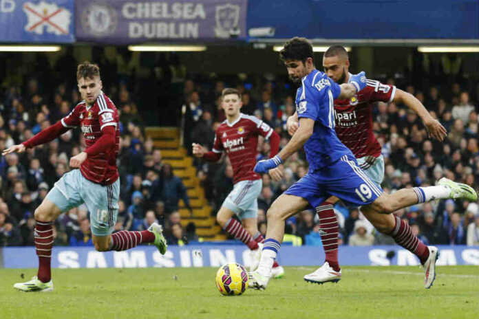 West Ham vs Chelsea Player Ratings