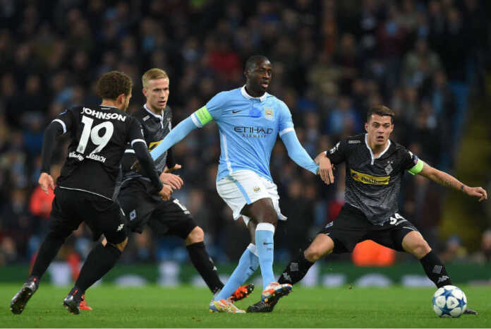 Manchester City vs. Monchengladbach