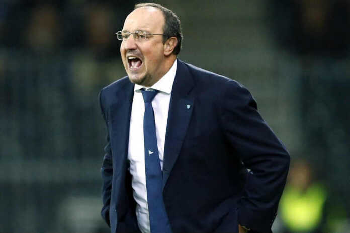Rafa Benítez Newcastle United