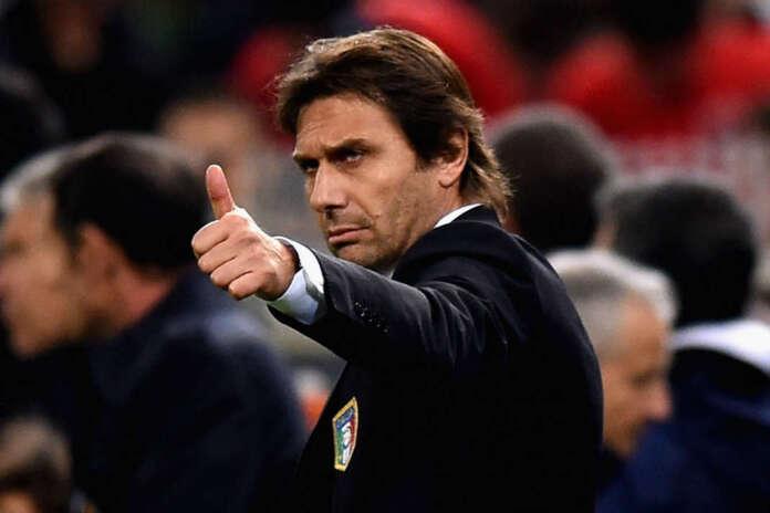 Antonio Conte Chelsea Giroud