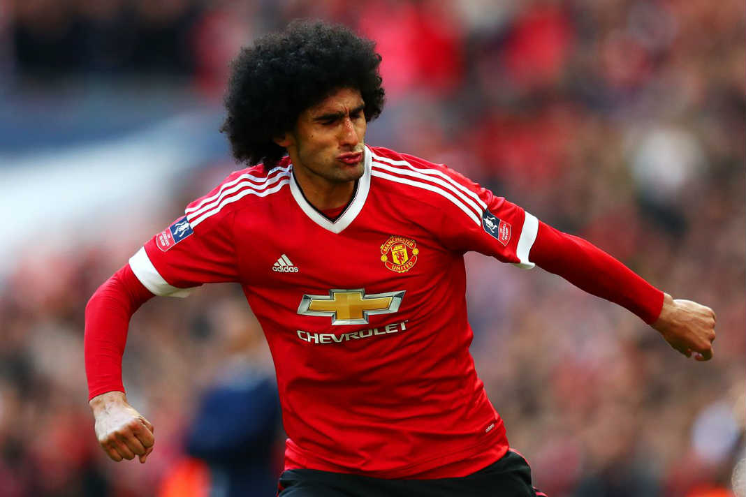 Could Marouane Fellaini Leave Manchester United for Free