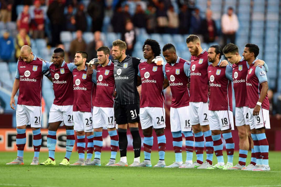 Aston Villa Loan Players
