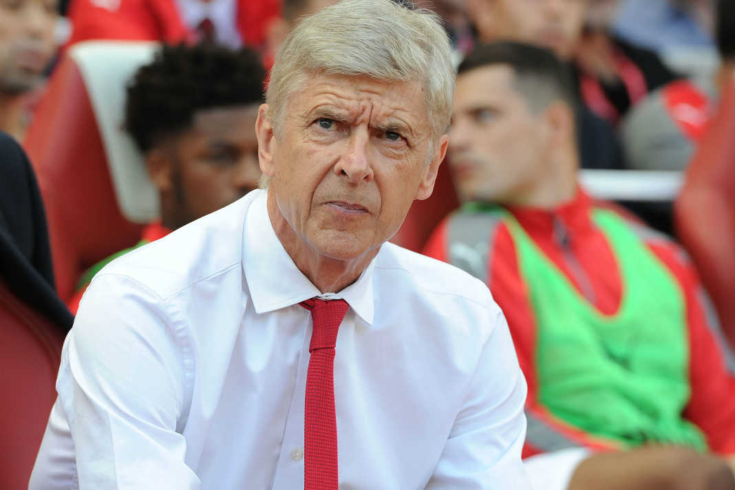 Arsene Wenger Doesn't Rule out Alexis Sanchez January Move, Denies Malcom Link