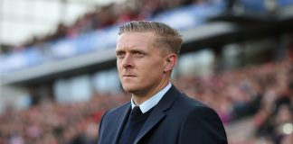 Garry Monk - Birmingham