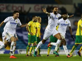 Leeds United or Derby County Norwich City