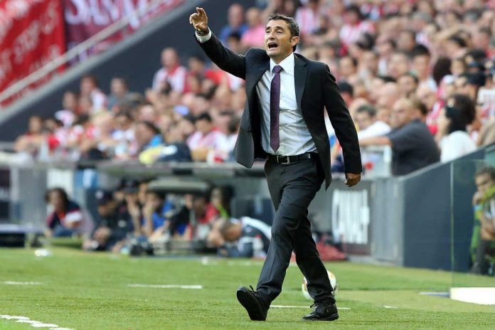 Ernesto-Valverde Barcelona