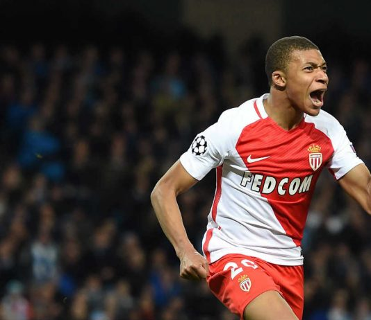 Kylian-Mbappe Paris Saint-Germain