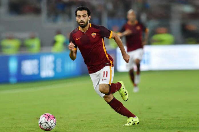 Mohammad-Salah to Liverpool