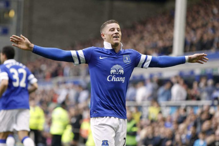Ross Barkley Tottenham