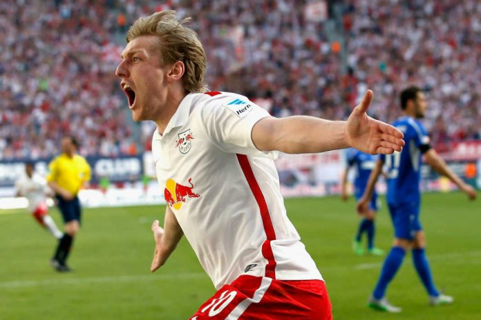 Emil Forsberg Arsenal