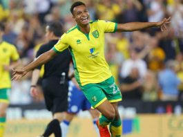 Jacob Murphy Norwich City
