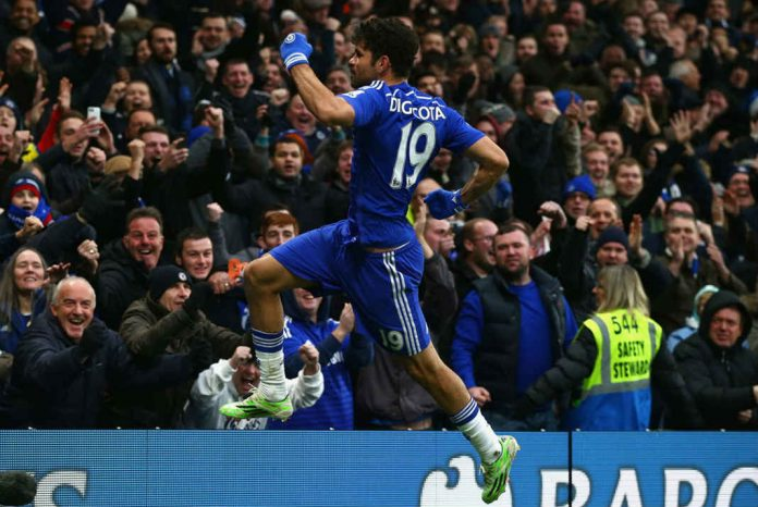 Chelsea-v-West-Ham-Diego-Costa