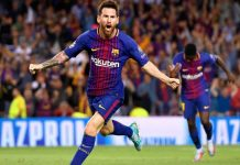 Lionel Messi Barcelona World Cup