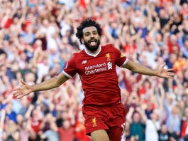 Mohamed Salah Liverpool Champions League