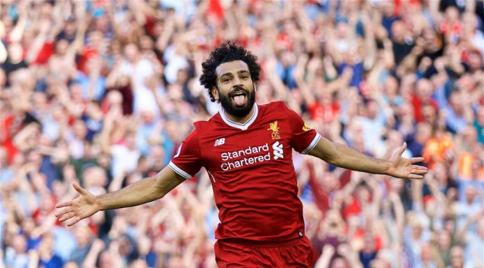 Mohamed Salah Liverpool Champions League
