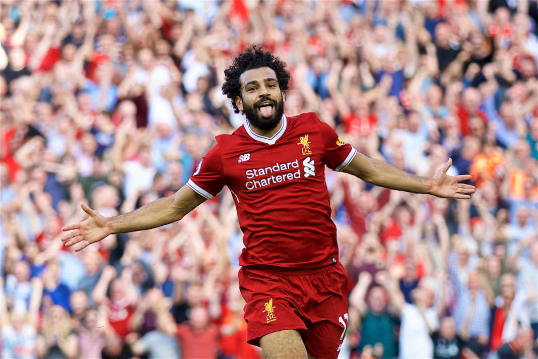 3 Stats That Prove Mohamed Salah to Liverpool Is a Steal