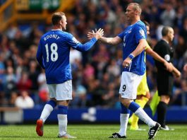 Wayne-Rooney Everton Kit