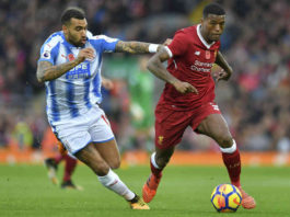 Liverpool vs Hudderfield