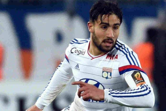 Nabil Fekir for Philippe Coutinho