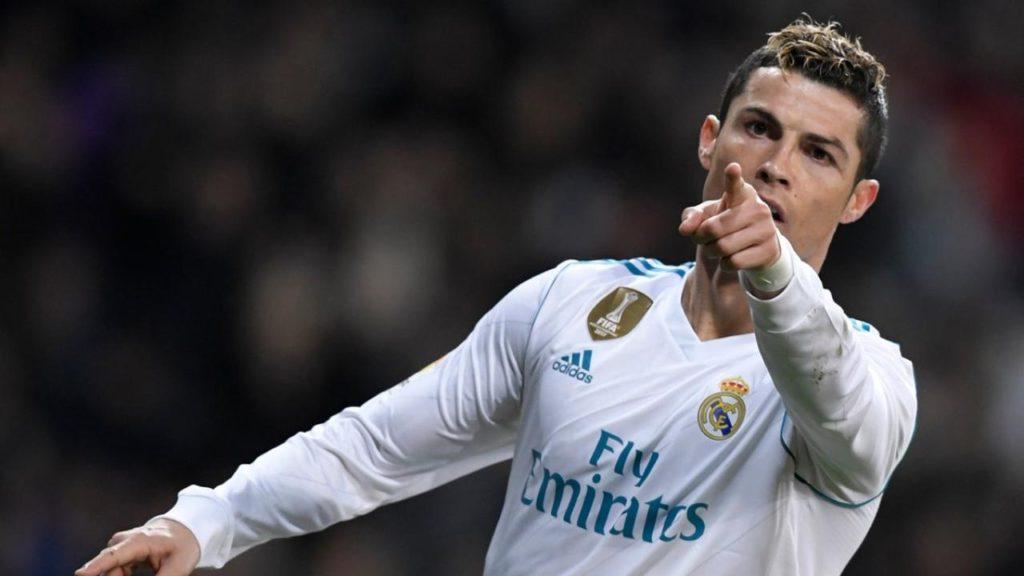 Real Madrid vs PSG 2018