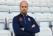 Jack-Leach England vs New Zealand