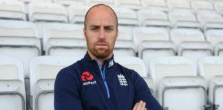 Jack-Leach England vs New Zealand