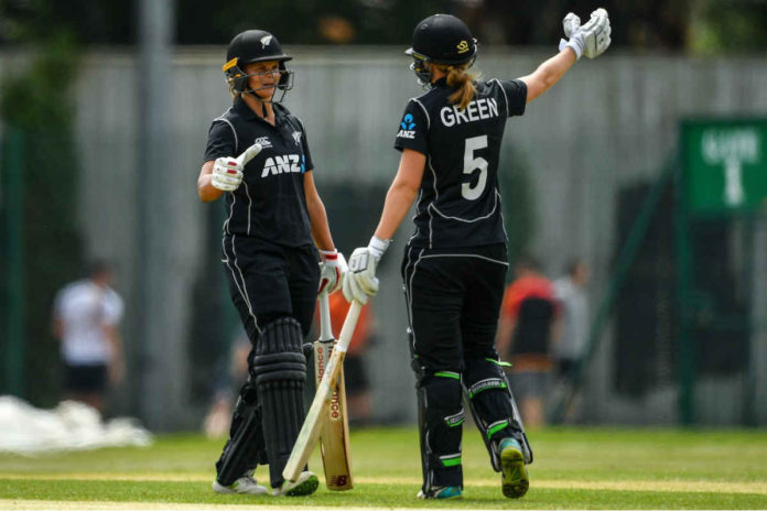 New zealand Women vs Ireland Women