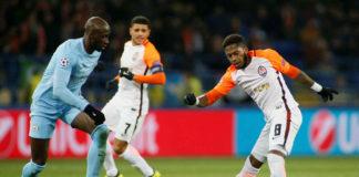 shakhtar donetsk midfielder fred